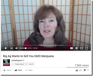 gmo weed